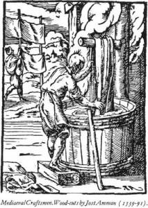 Medieval Dyer