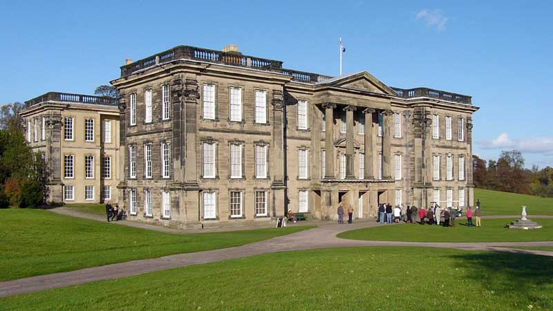 Calke Abbey and the Harpur-Crewes