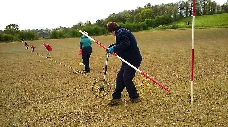 Fieldwalking