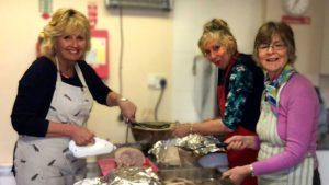 Lunch Club @ Village Hall, Ticknall | England | United Kingdom