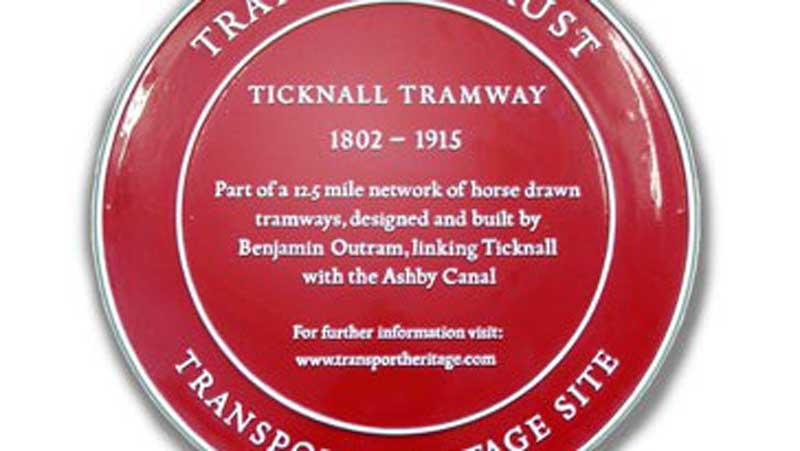Ticknall Tramway
