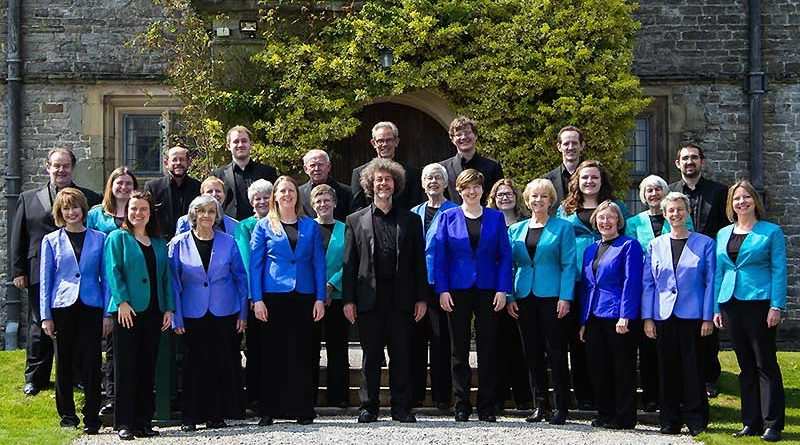 Distinguished choir to perform in Ticknall