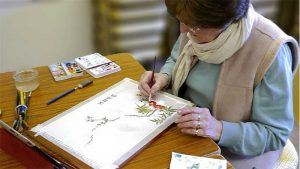 Art Group - Weekly Meeting @ Village Hall, Ticknall