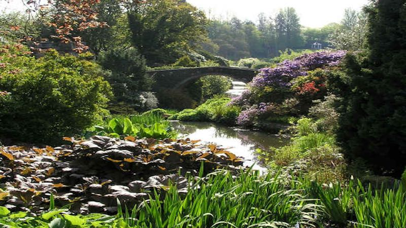 Seven Glorious Gardens