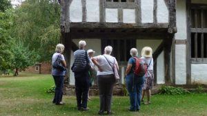 Visit to Avoncroft Museum of Buildings