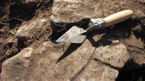 TARG Post excavation session @ Village Hall, Ticknall. | Ticknall | England | United Kingdom