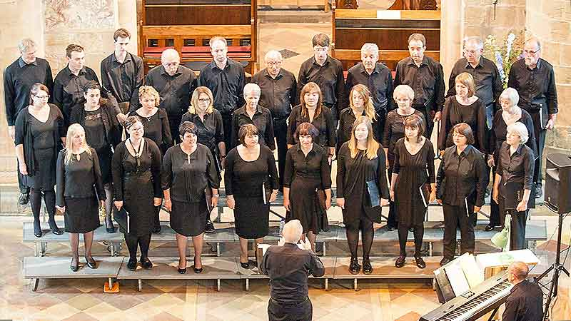 Brass and Voices Concert