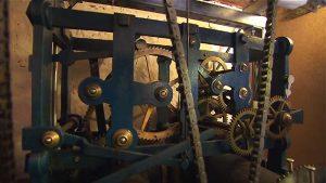 Clock Restoration, St George's Church Ticknall