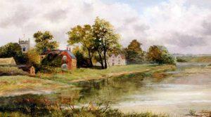 Calke Abbey, Tale of Ten Baronets